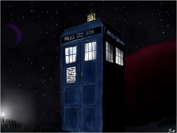 The Blue Box