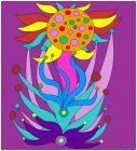 Rainbow Blossom
