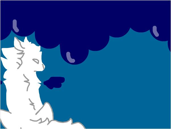 """Blue Room!"" -Rain"