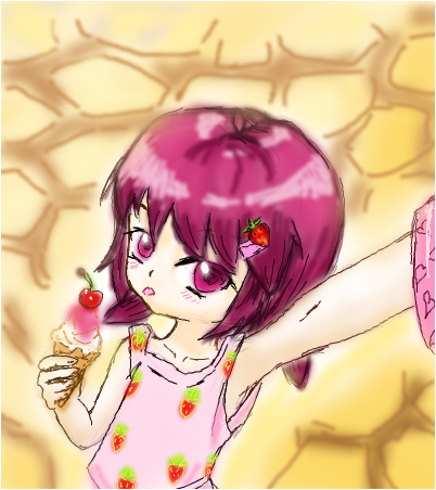Sakura Ichigo (my character)