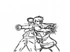Naruto VS. Sasuke (Request)