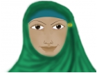 lovely hijab