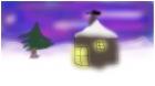 the snowey house