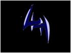blue devil jin emblem (tekken)