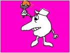 pink panther's arch enemy!!!!!