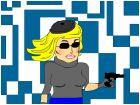 60's Spy Girl