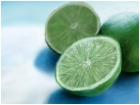 Limes in Blue