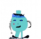 Mr Ketcup meets Sweet potatoe face.......