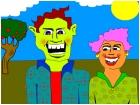 Mr. & Mrs. Googlehorn