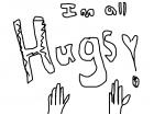 im all hugs