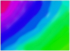 cool color rambow