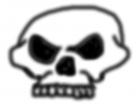 a simple skull