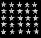 muchas estrellas