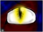 my furry eye