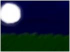 Moon Lit Night