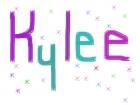 mi name is kylee
