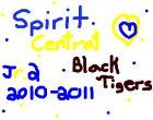 spirit central jr 2 black tigers