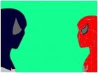spidermanblack and spiderman