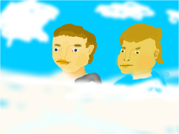 Jacob Smith and Paul Kirk