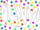 Olivia - graffiti