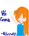 Hi Emma :)