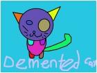 demented cat