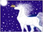 La nuit du cheval blanc