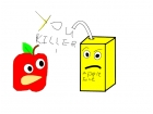 Killer Apple juice