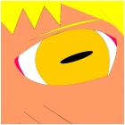 sage mode naruto eye
