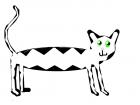 Gelico cat