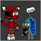 foxy xdarkwing