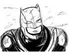 Batman Ready for battle