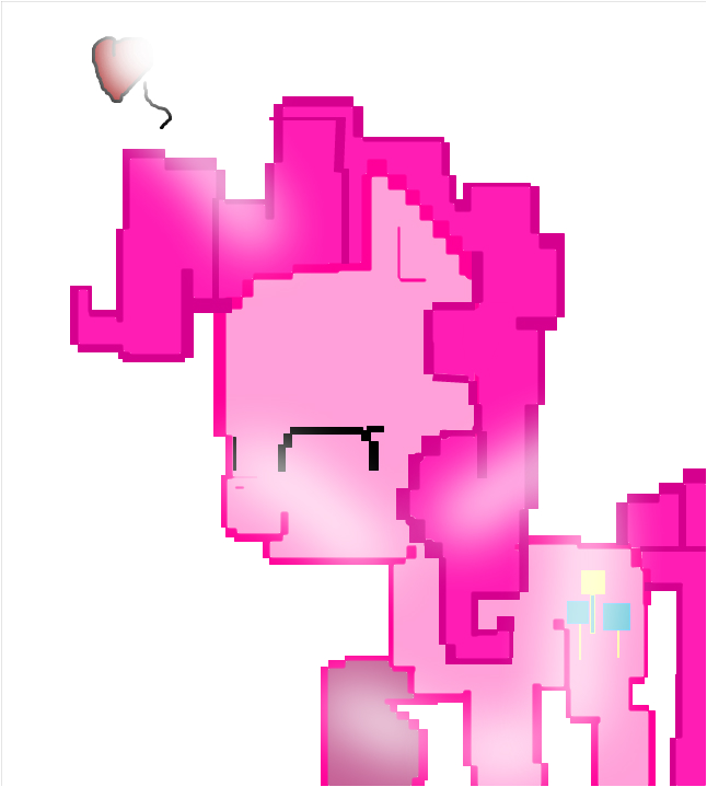 pinkie pie from cells