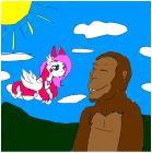 dragon love and king kong