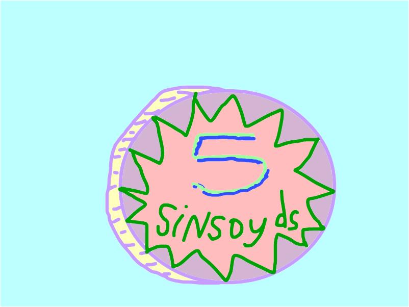 Sinsoyd = Cинсойд раскрашенный