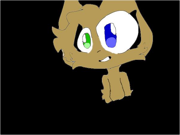Pidge Furry? Plance/Pidgance eyes
