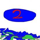 синий овал 2