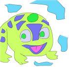 zuma frog art zuma deluxe game art