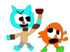 The amazing of world gumball