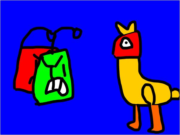 Karmana's Battle Chicken