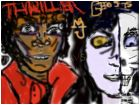 Thriller VS Ghosts-Michael Jackson Animation-
