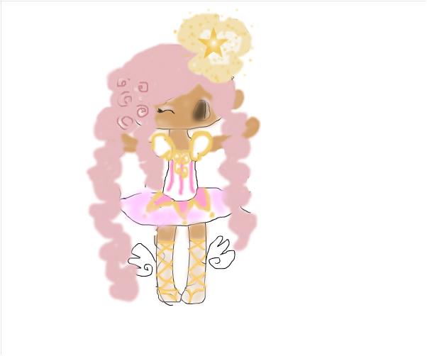 ballerina melody