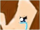 crying anime girl (redone)
