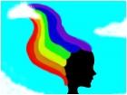I make my own rainbows