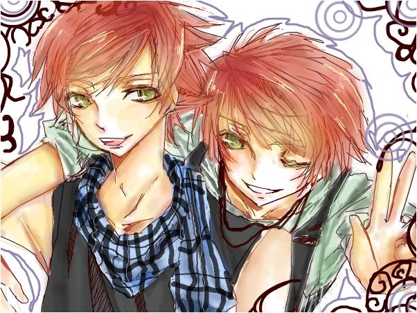 [OHHC]Kaoru and Hakaru