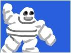 tire/marshmallow man